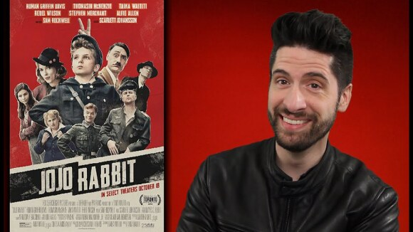 Jeremy Jahns - Jojo rabbit - movie review