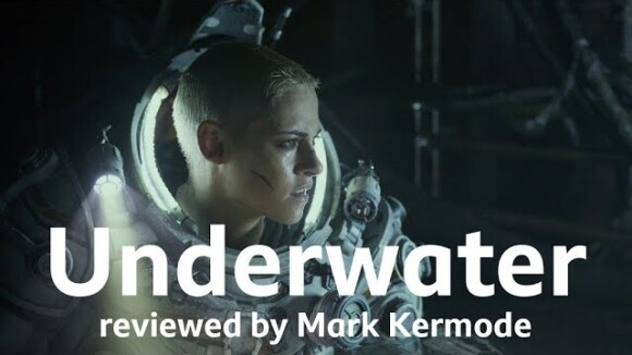 Kremode and Mayo - Underwater reviewed by mark kermode