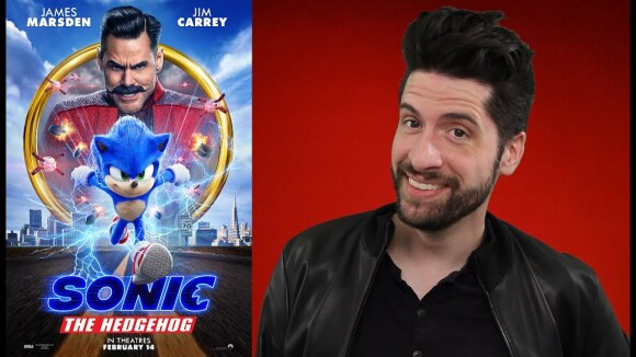 Jeremy Jahns - Sonic the hedgehog - movie review