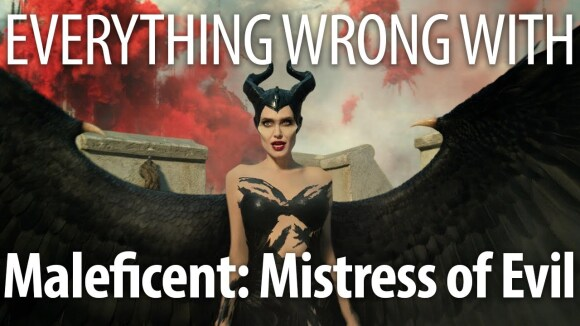CinemaSins - Everything wrong with maleficent: mistress of evil in horny minutes
