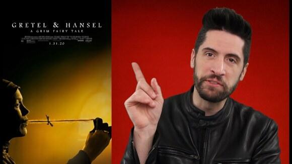 Jeremy Jahns - Gretel & hansel - movie review