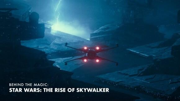 Oscar-genomineerde effecten voor 'The Rise Of Skywalker'