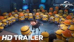 Minions: The Rise of Gru (2020) video/trailer