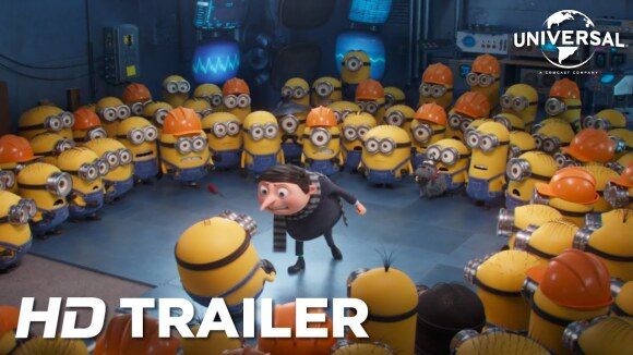 Minions: The Rise of Gru (NL)