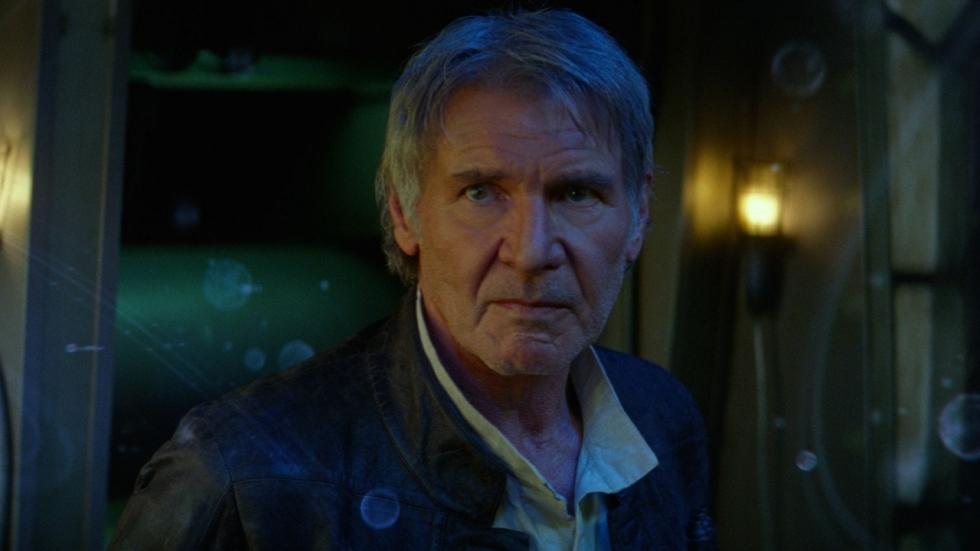Harrison Ford heeft geen idee wat een 'Force Ghost' is (en het boeit hem ook niet)