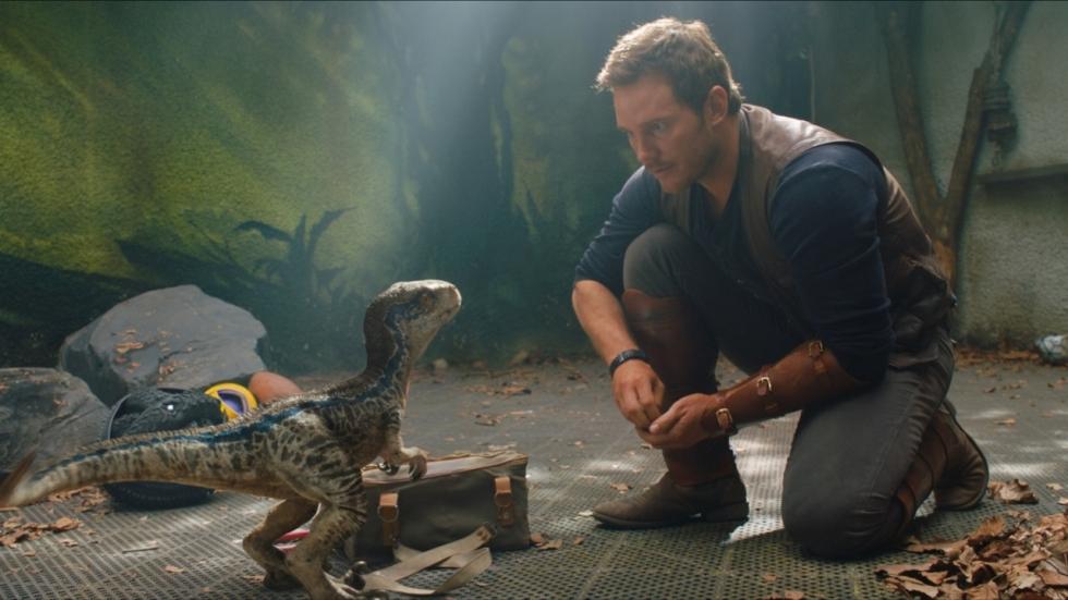 Deze baby dino uit 'Jurassic World 3' is er klaar voor!