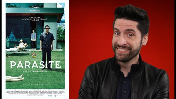 Jeremy Jahns - Parasite - movie review