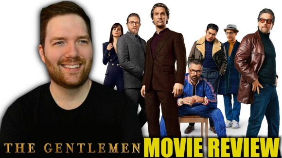 Chris Stuckmann - The gentlemen - movie review