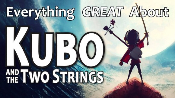 CinemaWins - Everything great about kubo and the two strings!