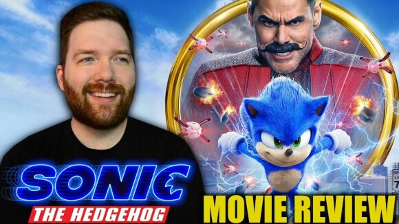 Chris Stuckmann - Sonic the hedgehog - movie review
