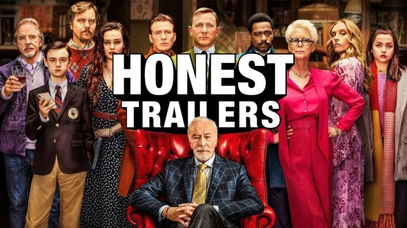 ScreenJunkies - Honest trailers | knives out