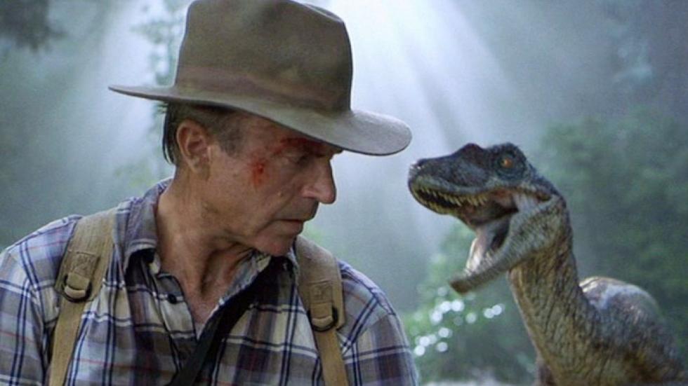 Sam Neill over verrassende terugkeer in nieuwe 'Jurassic Park'-film