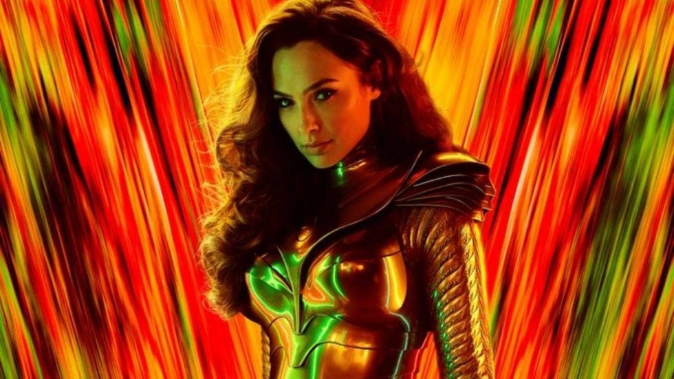 'Wonder Woman 1984' onthult gevleugeld harnas