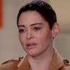 Rose McGowan is bang dat Weinstein haar 'uit de weg zal laten ruimen'