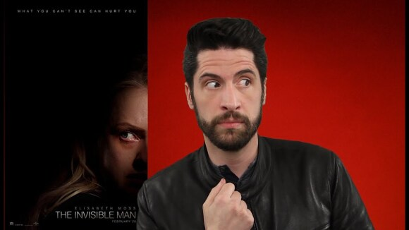 Jeremy Jahns - The invisible man - movie review
