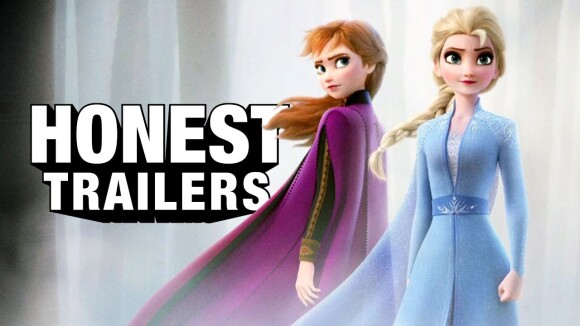ScreenJunkies - Honest trailers | frozen 2