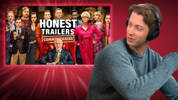 ScreenJunkies - Honest trailers commentary | knives out