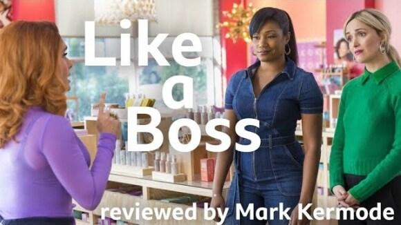 Kremode and Mayo - Like a boss reviewed by mark kermode