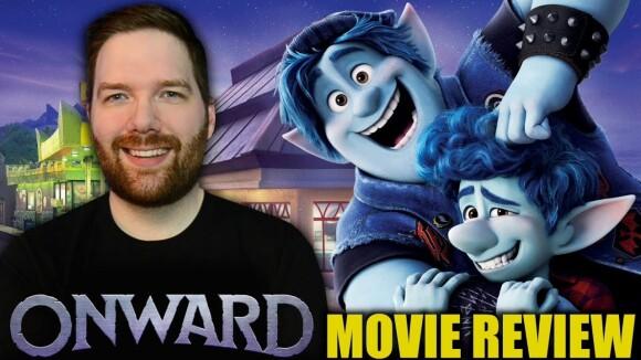 Chris Stuckmann - Onward - movie review
