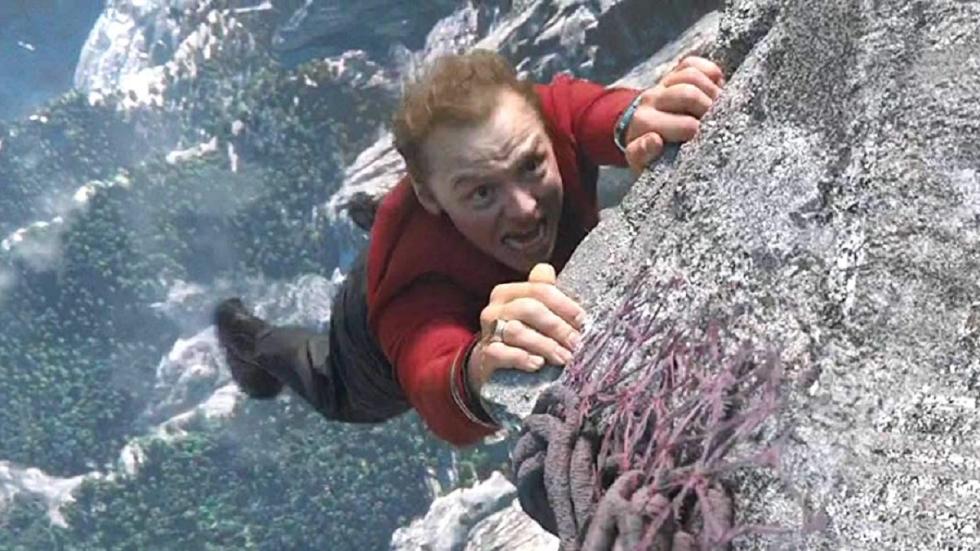 Simon Pegg weet het zeker: 'Star Trek 4' gaat er nooit meer komen