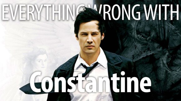 CinemaSins - Everything wrong with constantine in chain smoking minutes