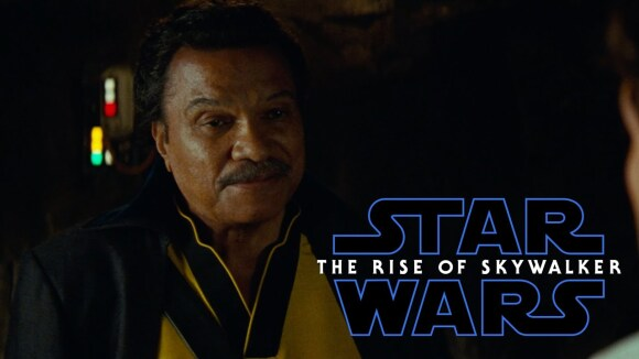 Star Wars: The Rise of Skywalker clip