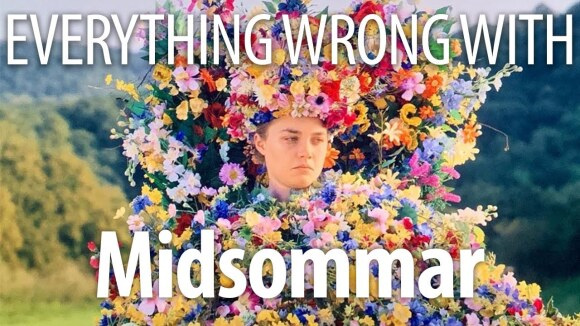 CinemaSins - Everything wrong with midsommar in bearskin minutes