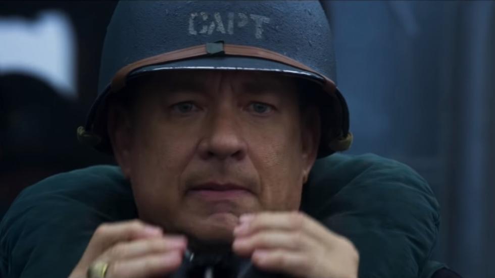 Tom Hanks in eerste trailer WOII-oorlogsfilm 'Greyhound'!