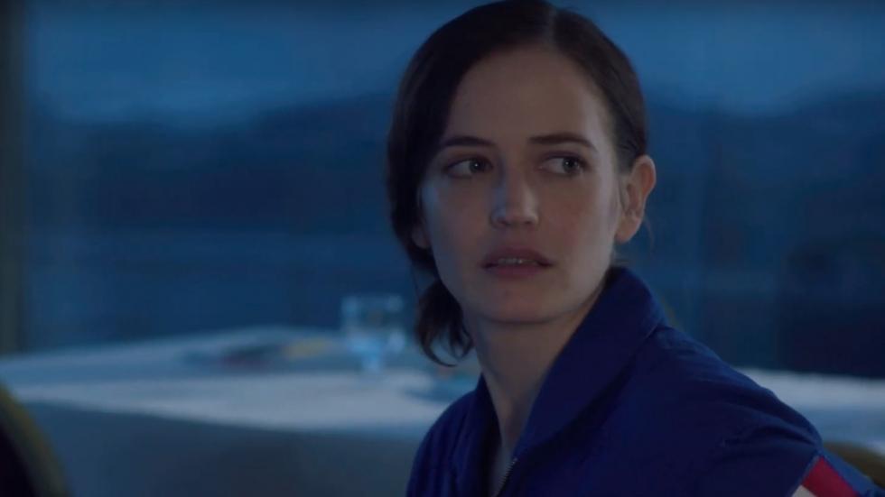 Eva Green in trailer sciencefictionfilm 'Proxima'
