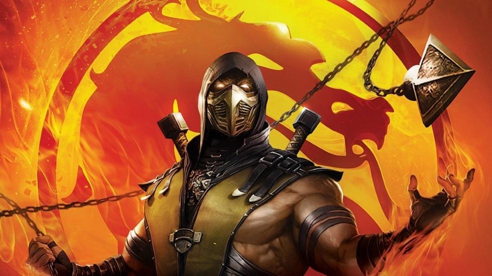 Brute nieuwe trailer 'Mortal Kombat Legends: Scorpion's Revenge'