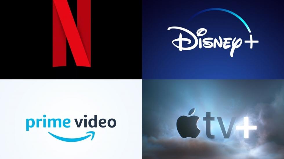 De kosten van Netflix, Disney+, Amazon, Apple TV+ en HBO op een rij