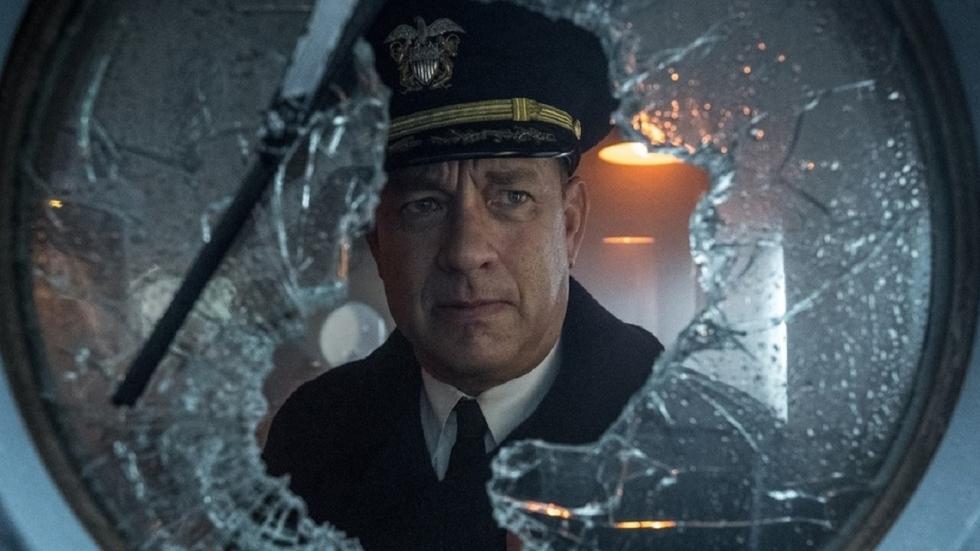 Actierijke trailer WOII-film 'Greyhound' met Tom Hanks!