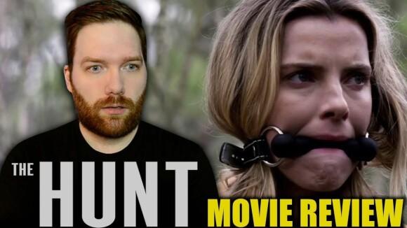 Chris Stuckmann - The hunt - movie review