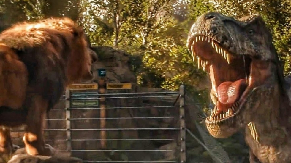 'Jurassic World: Dominion'-poster grijpt terug op verleden