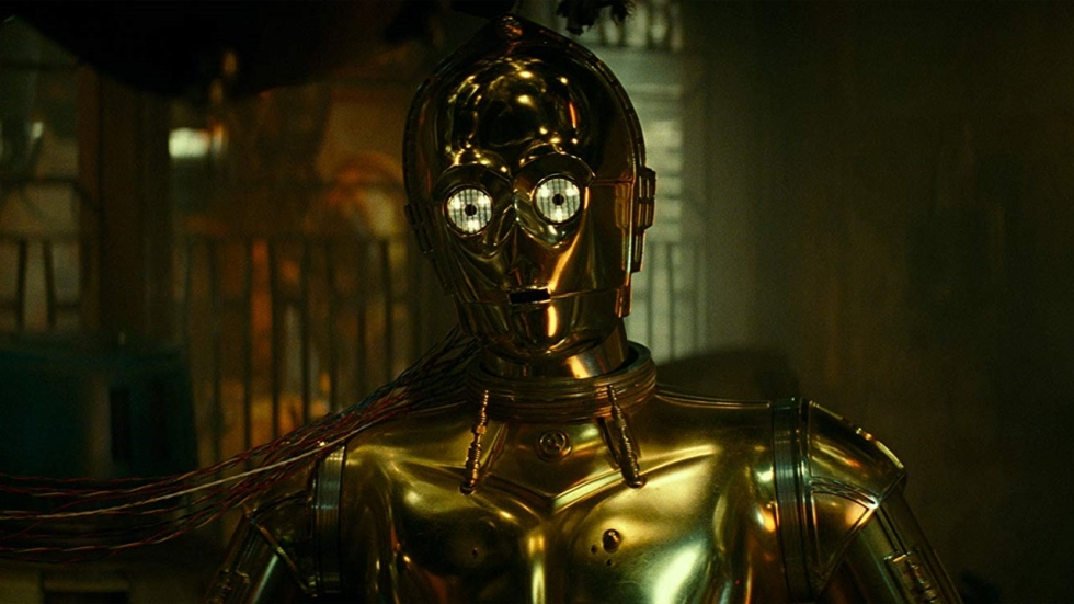 C3PO is nog niet klaar met 'Star Wars'