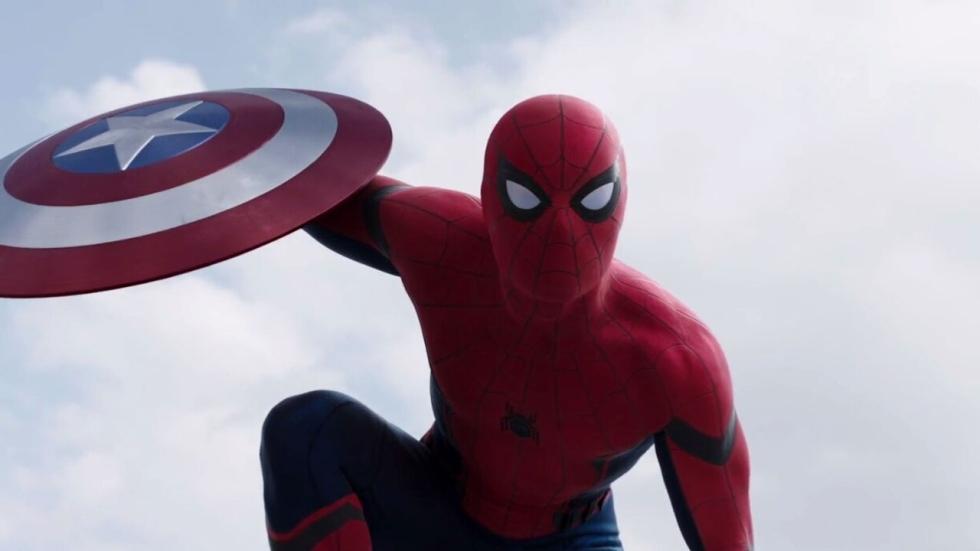 'Ook Spider-Man moet even thuis werken'