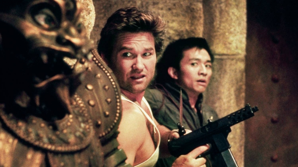 Cult classic kijkvoer: vintage featurette over 'Big Trouble In Little China' online
