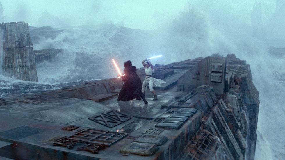 Er zijn behoorlijk grote momenten uit 'Star Wars: The Rise of Skywalker' gehaald