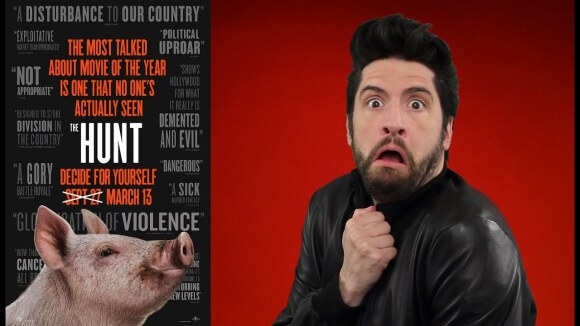 Jeremy Jahns - The hunt - movie review