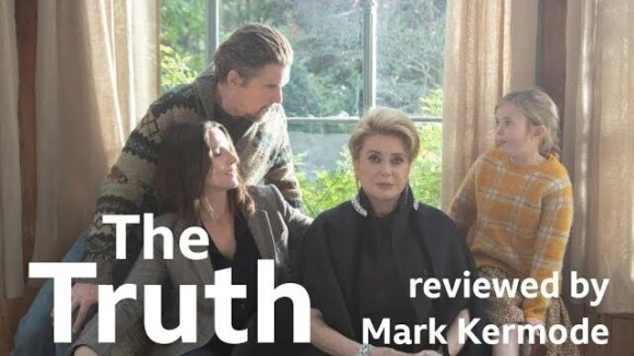 Kremode and Mayo - The truth reviewed by mark kermode