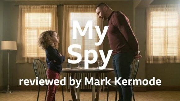 Kremode and Mayo - My spy reviewed by mark kermode