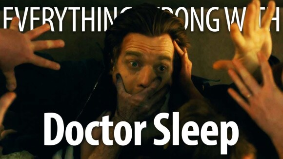 CinemaSins - Everything wrong with doctor sleep in redrum minutes