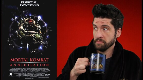 Jeremy Jahns - Mortal kombat: annihilation - movie review