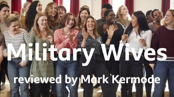 Kremode and Mayo - Military wives reviewed by mark kermode