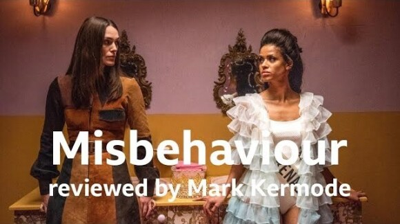 Kremode and Mayo - Misbehaviour reviewed by mark kermode