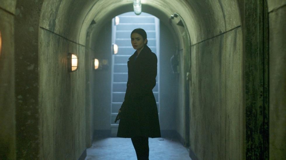 Eerste trailer veelbelovende thriller 'Inheritance' met Simon Pegg