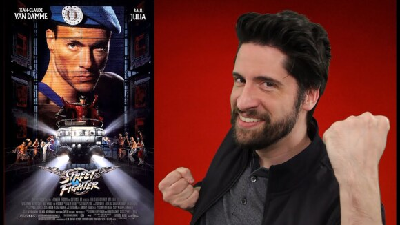 Jeremy Jahns - Street fighter: the movie - movie review