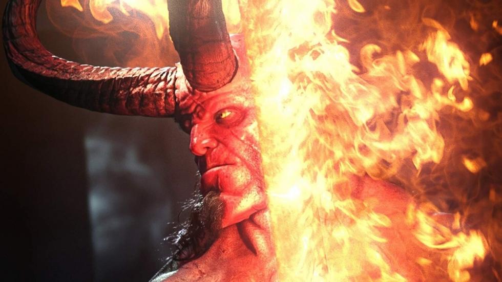 David Harbour: 'Hellboy' flopte vanwege de fans van Guillermo del Toro