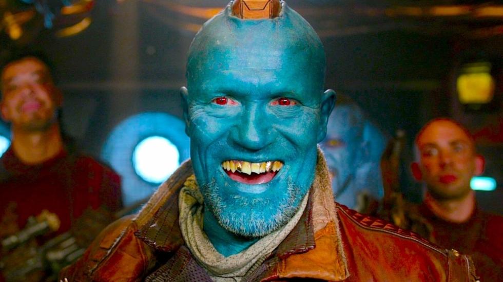 'James Gunn veegt zijn billen af met Michael Rooker-toiletpapier'