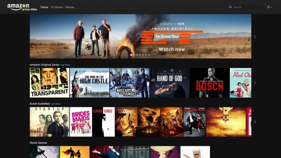 Amazon Prime Video voegde deze topfilms toe afgelopen week